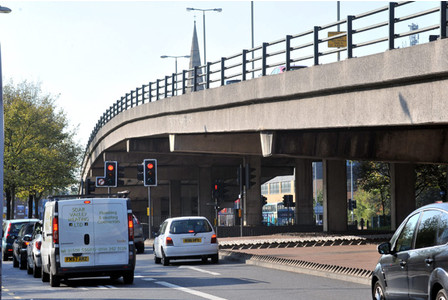 Belgrave flyover: An unwanted colossus [that] needs removing as soon as possible
