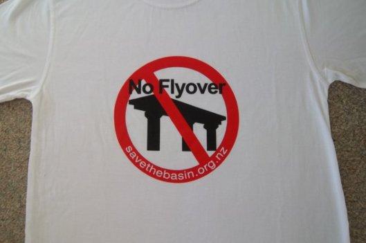 Standard No Flyover T
