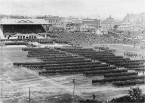 Anzac Day 1930